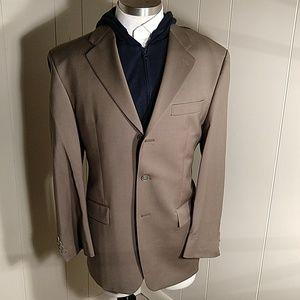Ralph Lauren LanaVergine Olive Sport Coat